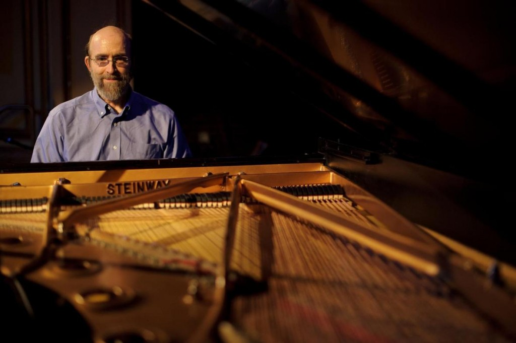 "Grammy Award Winning Pianist, George Winston At ""The Kate"" Fats Waller Grammy Awards"