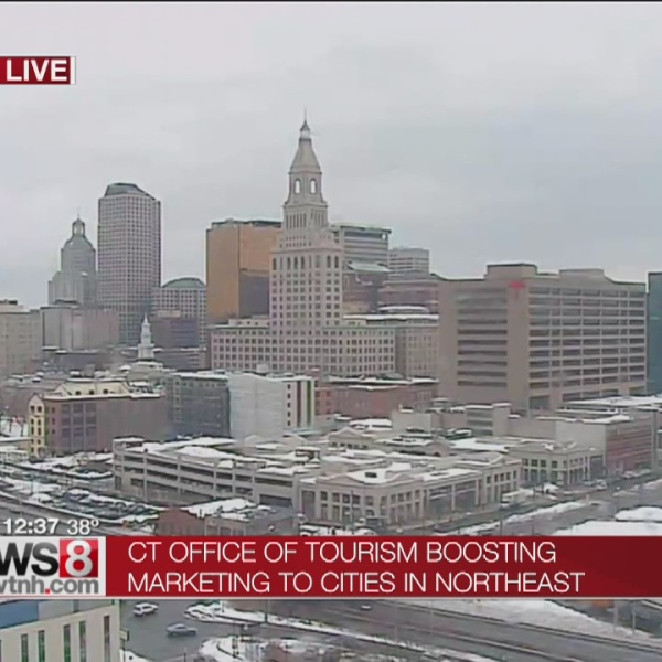 Connecticut boosts tourism campaign in Northeast, less on TV
