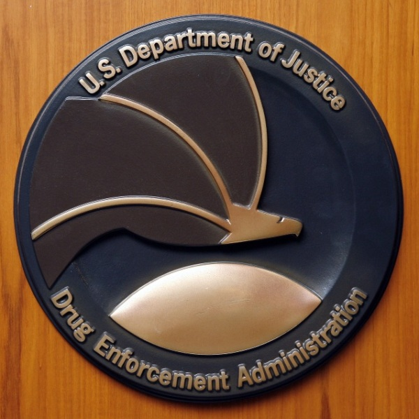DEA Drug Enforcement Administration_96042
