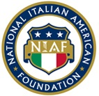 2015-05-07 National Italian American Foundation NIAF logo_112540