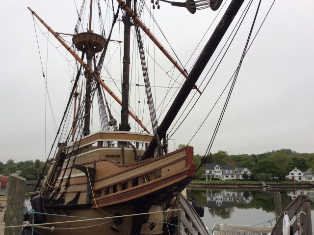 2015-05-19 Mayflower II harbor 3_117769