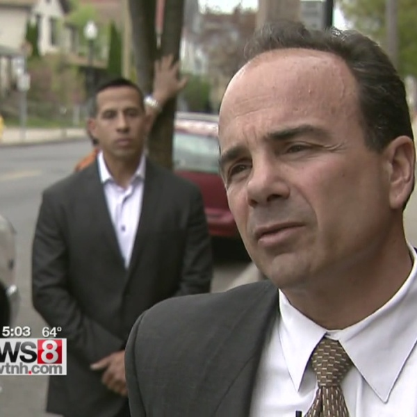 Ganim officially in comeback run for Mayor of Bridgeport