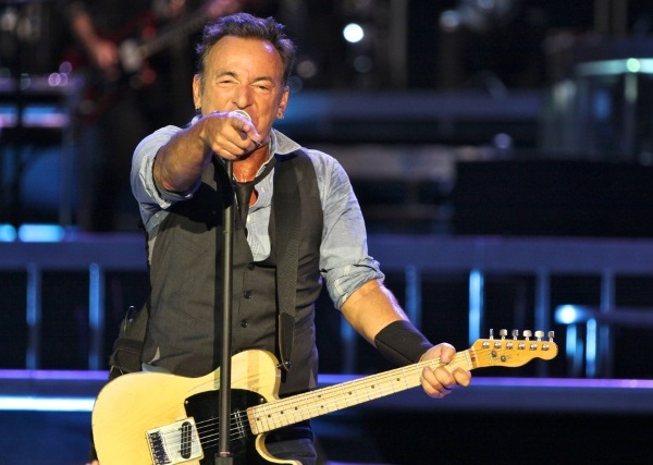 Bruce Springsteen Generic Shutterstock_242646
