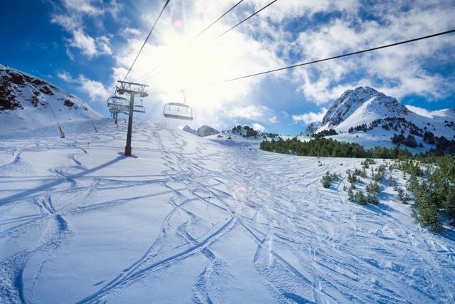 chairlift ski lift_93475