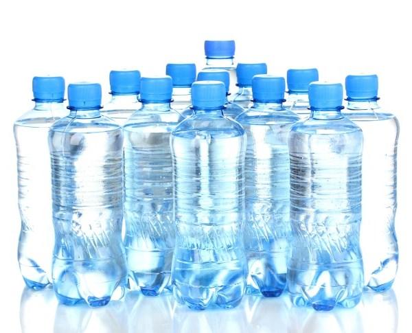 Plastic Water Bottles Shutterstock_256126