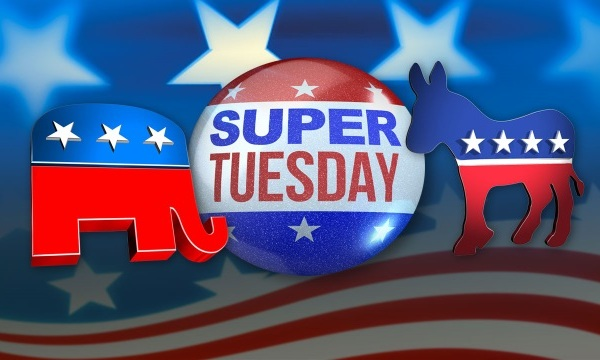 Super Tuesday Generic Vote Voting Election_251957