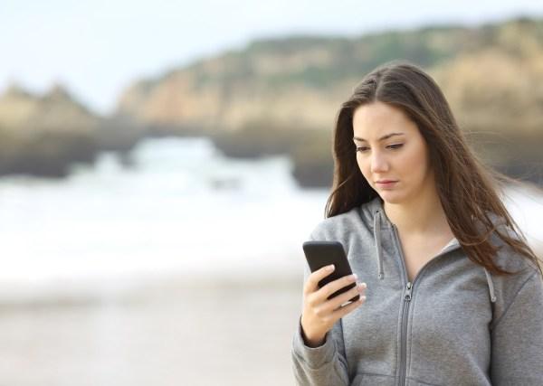 Texting and Walking_254751