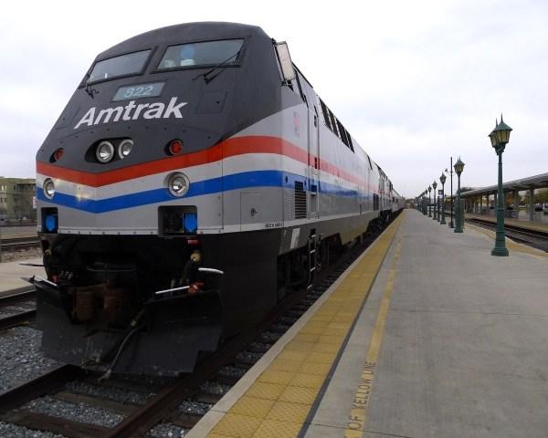 Amtrak Shutterstock_256963