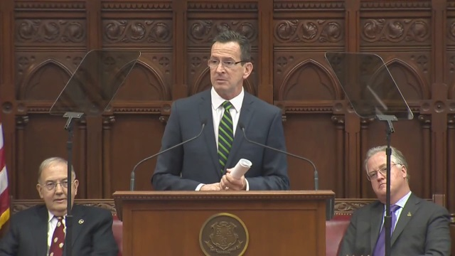 2016-02-03 Governor Dannel Malloy State of the State_231000