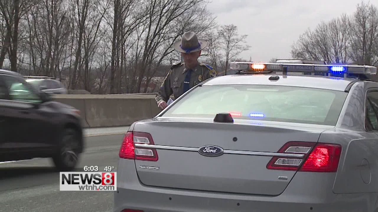 'Click-it or Ticket' campaign is back on Connecticut highways