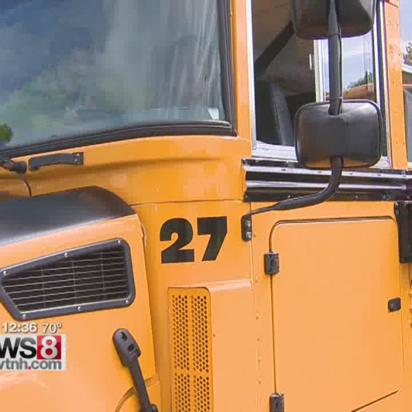 Beyond the wheel, what it takes to be a Connecticut school bus driver