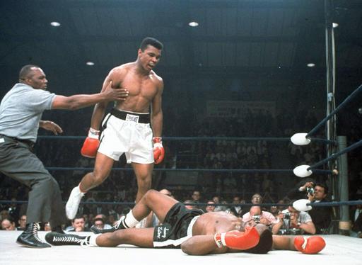 Muhammad Ali, Sony Liston_291923