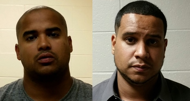 Giovanni Carmona and Arnulfo Hiciano (Photos provided by Connecticut State Police)