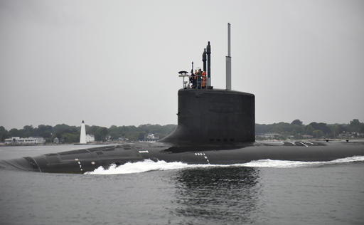 Michelle Obama Submarine_325194
