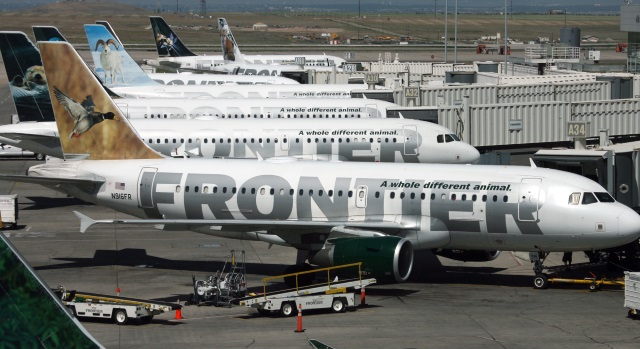 Frontier Airlines AP_318713