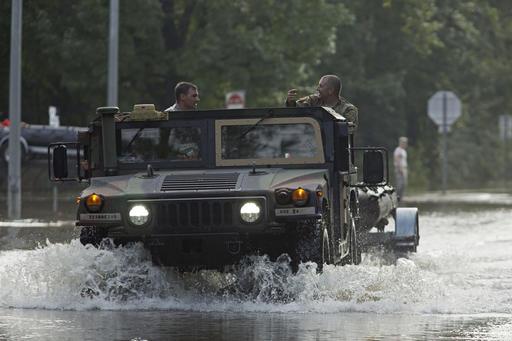 APTOPIX Deep South Flooding_319839