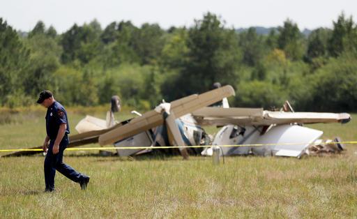 Plane Crash Georgia_329891