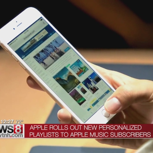Apple rolls out new playlist for Apple music subscribers
