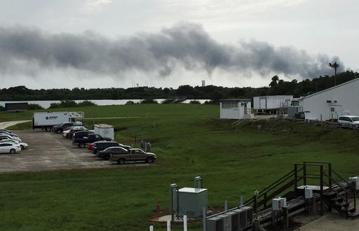SpaceX Explosion_328035