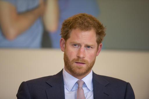 Britain Prince Harry_354353