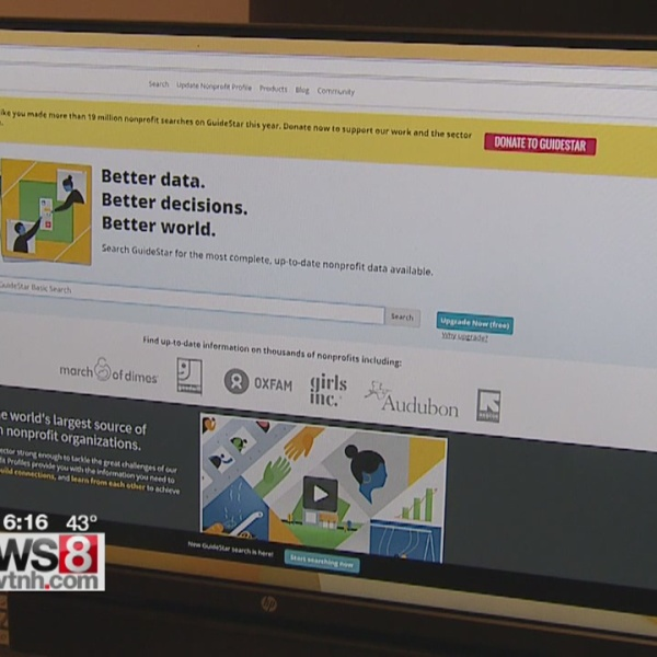 Charity scams on the rise in Connecticut