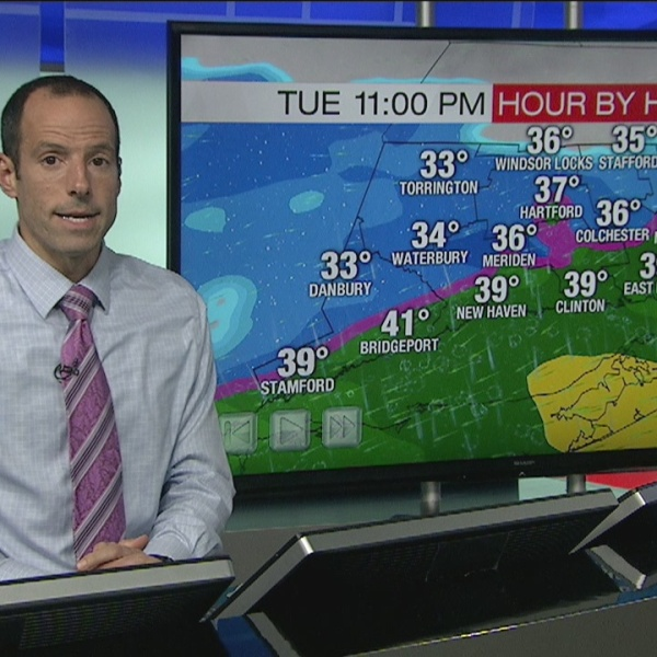 WTNHWeather Update