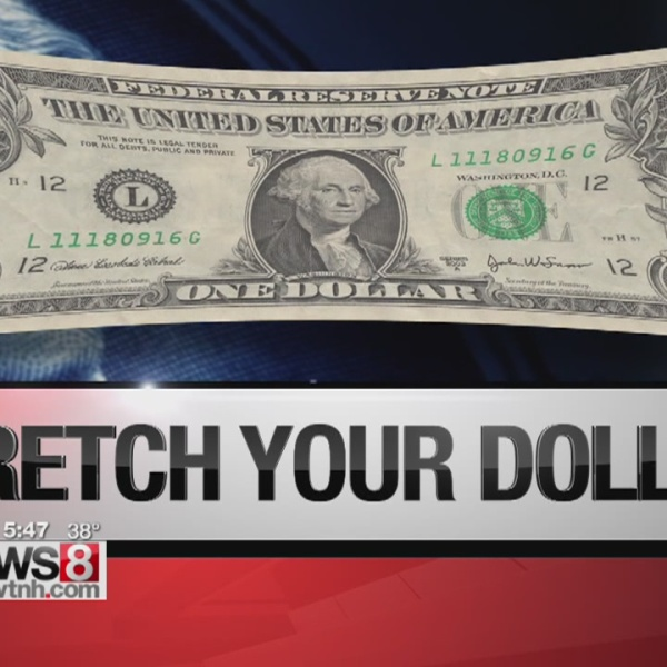 Stretch your dollar and maximize tax breaks this week