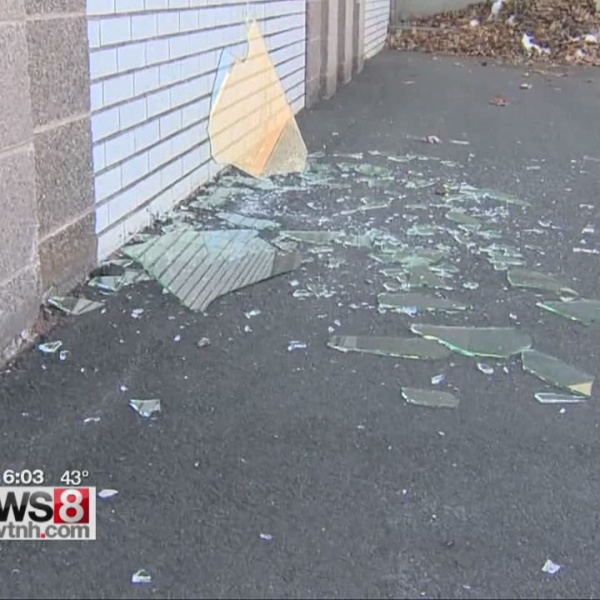 Neighbors describe moment explosion rocked New Haven