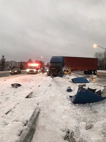 State Police respond to hundreds of accidents