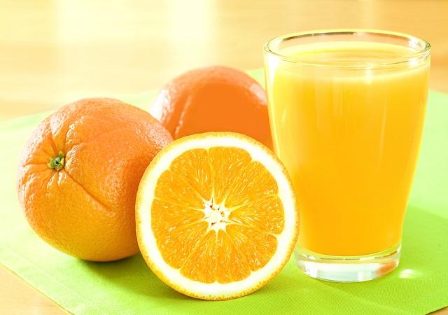oranges and orange juice_345461