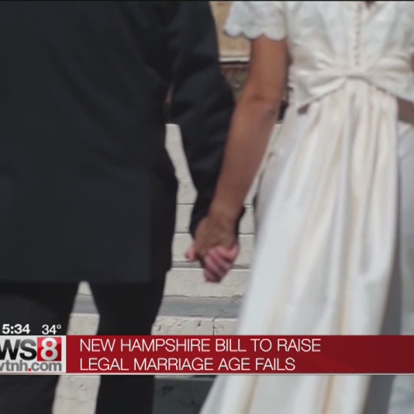 Connecticut, other states look to stop child marriages