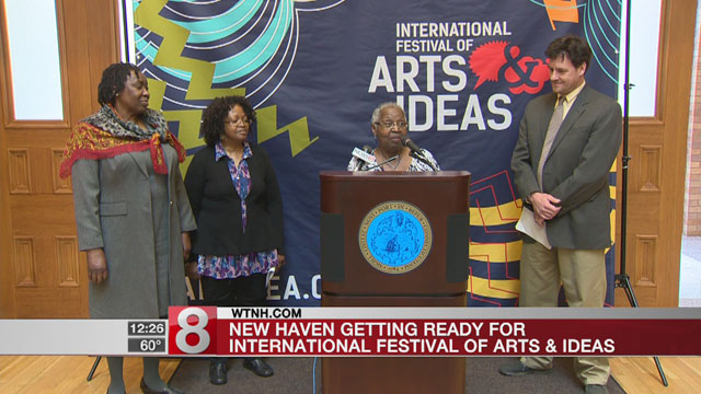 New Haven Arts And Ideas 2017