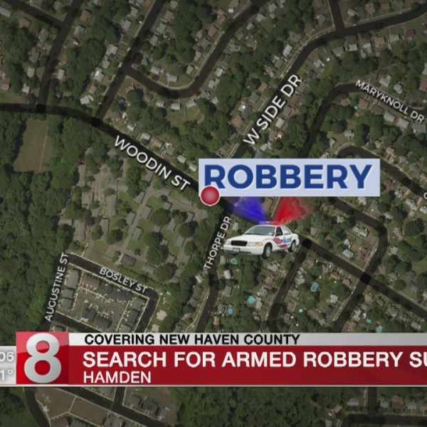 Person robbed of cell phone & cash on Hamden street