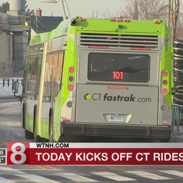 CTrides Week kicks off in Hartford