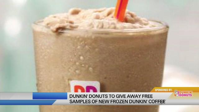 frozen dunkin drink_454562