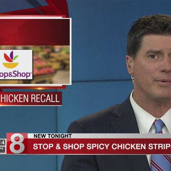Stop and Shop announces recall on Spicy Chicken Strips