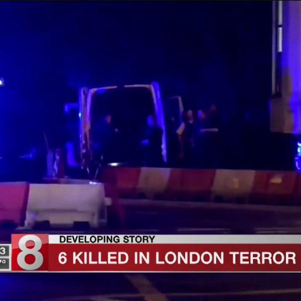British police arrest 12 as Londoners recall night of terror