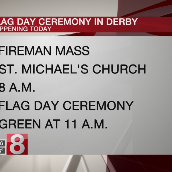 Multiple towns hold events ahead of Flag Day