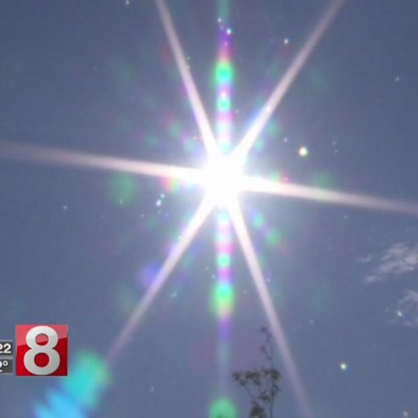 Doctors issue hot car heat stroke warnings