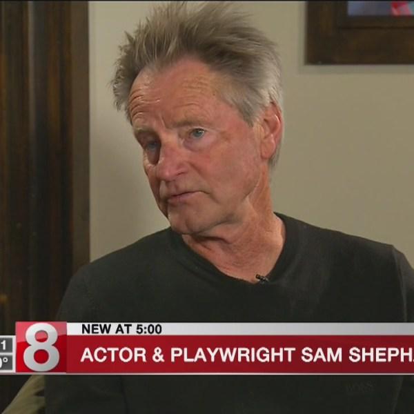 Sam Shepard dies at 73 after battling ALS
