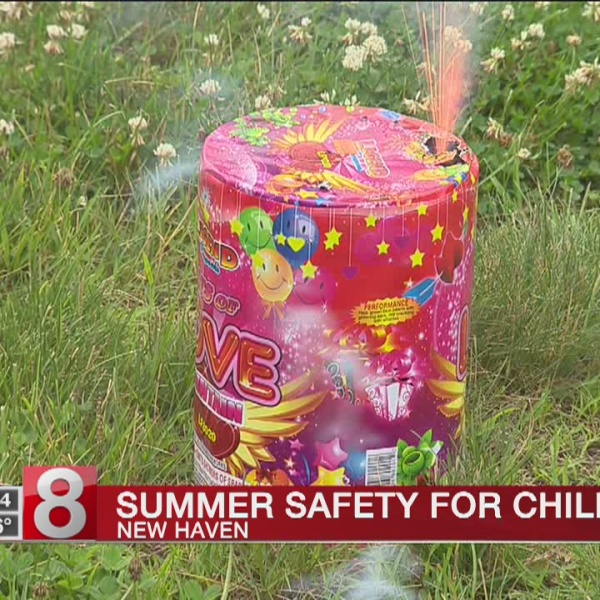 CCMC kicks off campaign about summer safety hazards for kids