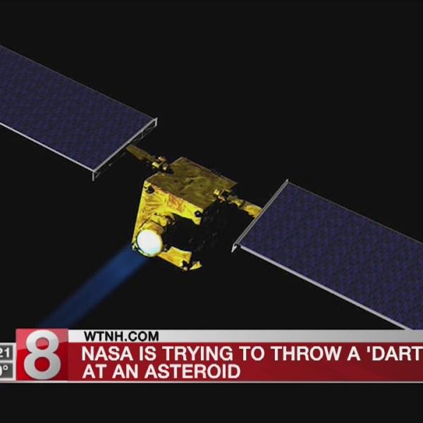 NASA unveils plan to destroy dangerous asteroid