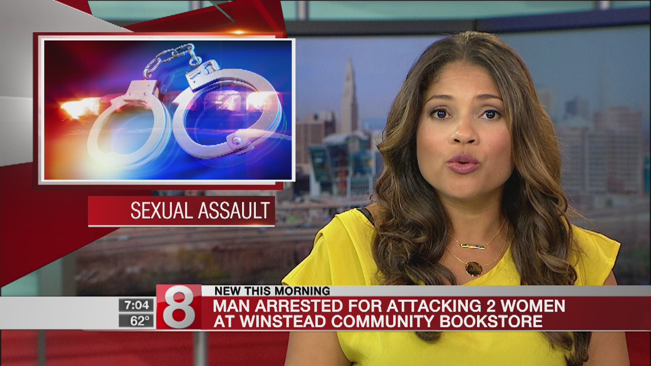 Sexual assault reported at bookstore founded by Ralph Nader