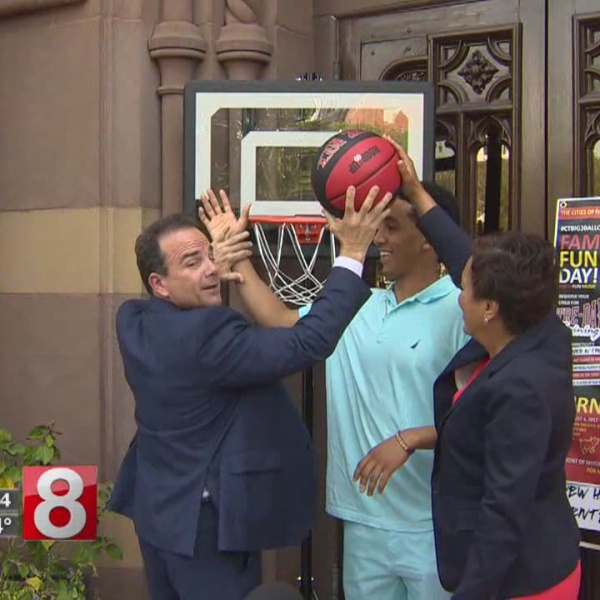 """Hoop It Up"" tournament expands to Waterbury for this year's event"