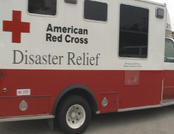 The American Red Cross serving Central Texas opened a shelter to flood victims at Parker Lane United Methodist Church Sunday, May 29, 2016._516465