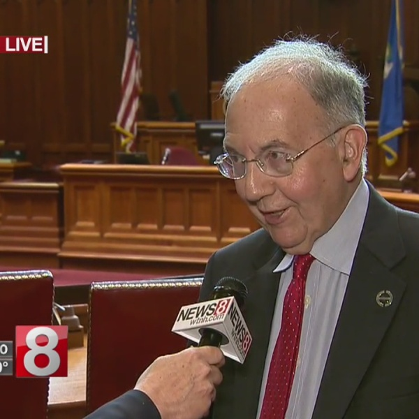 State Senator Looney discusses State Budget progress