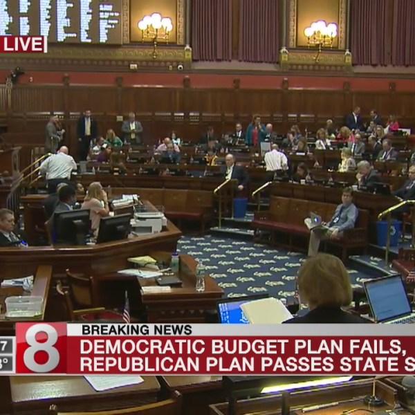 Malloy says he'd veto GOP-backed Senate budget