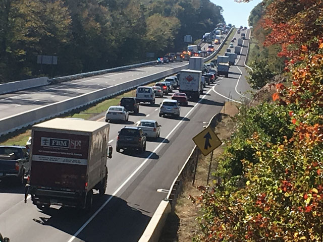 Interstate 95 reopens in Old Lyme following double fatal crash