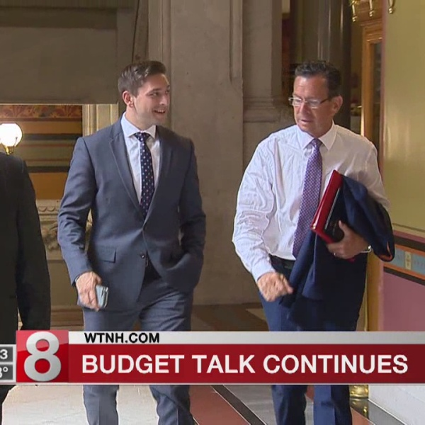 Lawmakers making progress in budget talks but still need more time to work out a deal