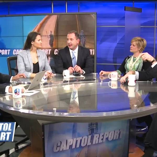 "Capitol Report ""After Hours"": Looking at the 2018 gubernatorial race"